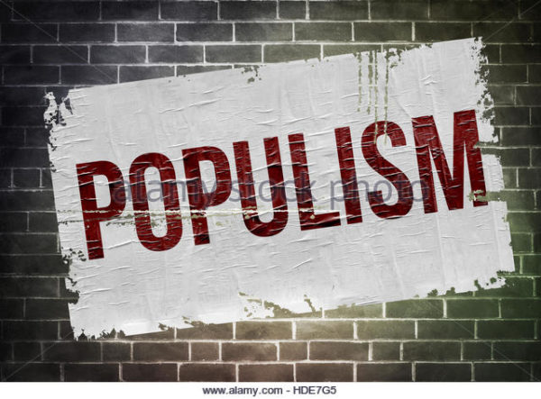 What is populism