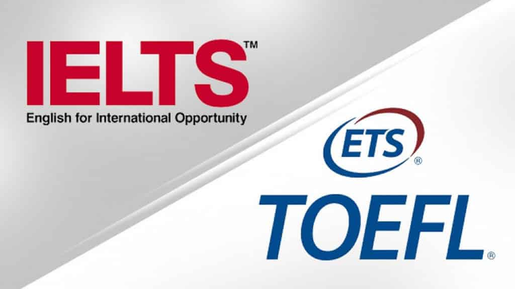 toefl or Ielts cambridge exam