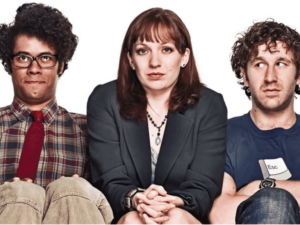 Learn English with the IT Crowd