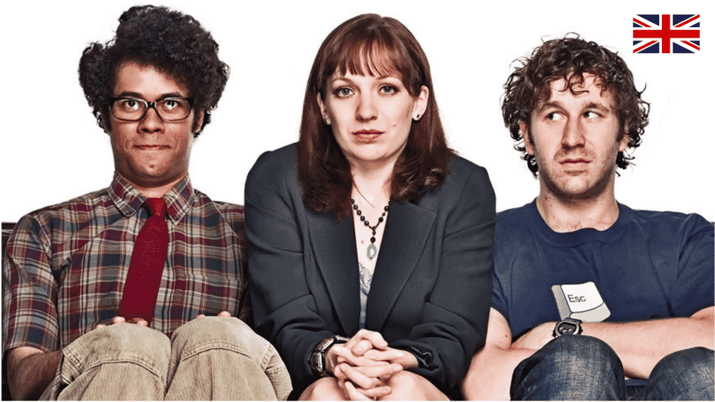 IT Crowd English Language Course